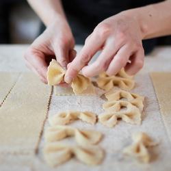 L'atelier à pâtes